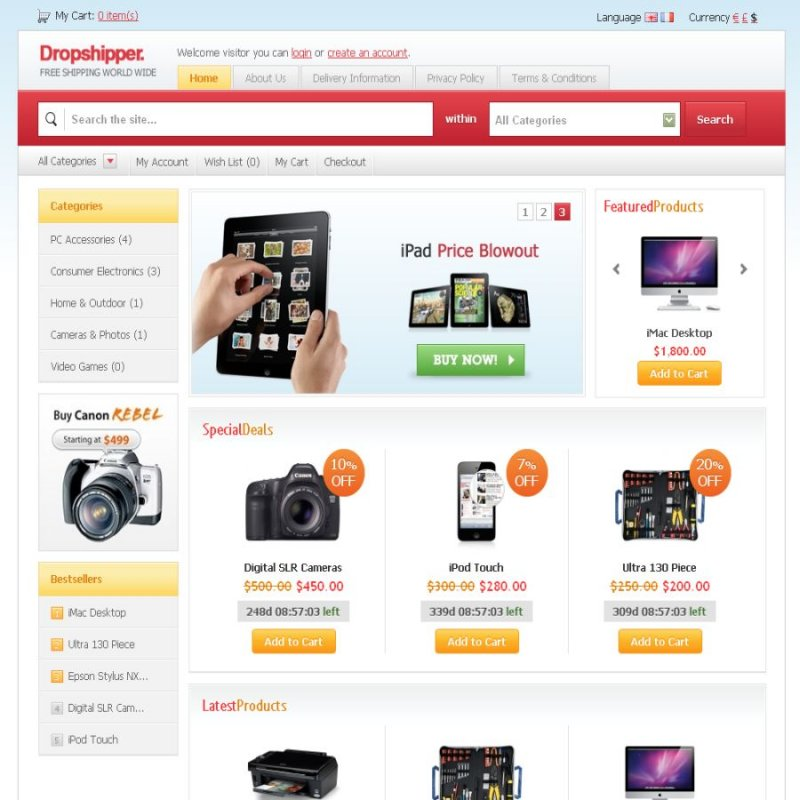 magazin-dropshipping
