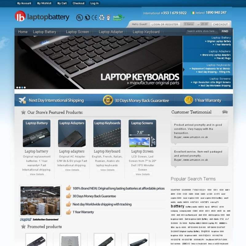 magazin-laptop-battery